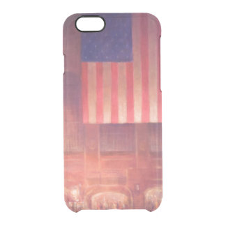 Grand Central Station Clear iPhone 6/6S Case