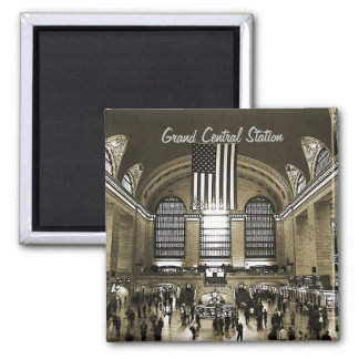 Grand Central Station magnet