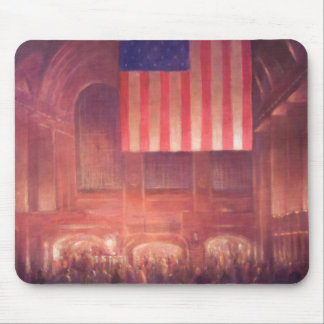 Grand Central Station Mouse Pad