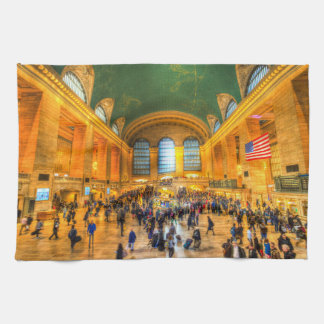 Grand Central Station New York Kitchen Towel
