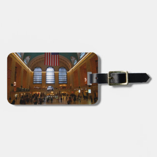 Grand Central Station NYC - Luggage or Bag Tag