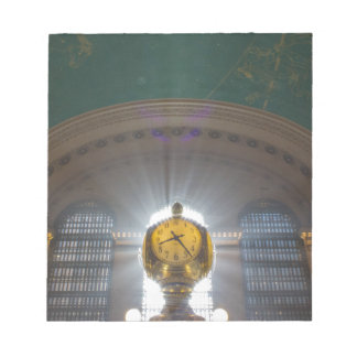 Grand Central Terminal Clock Notepad