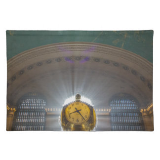 Grand Central Terminal Clock Placemat