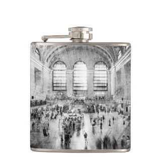 Grand Central Terminal Hip Flask