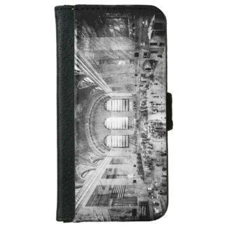 Grand Central Terminal iPhone 6 Wallet Case