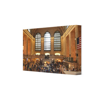 Grand Central Terminal New York City Architecture Canvas Print