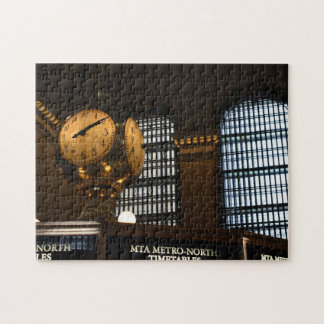 Grand Central Terminal Train Station New York City Jigsaw Puzzle