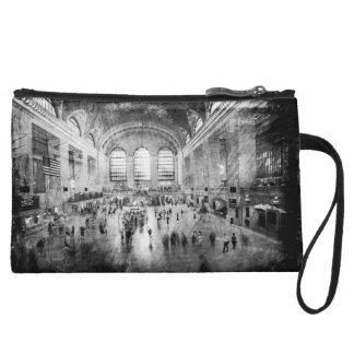 Grand Central Terminal Wristlet