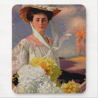 Grand Dame Mouse Pad