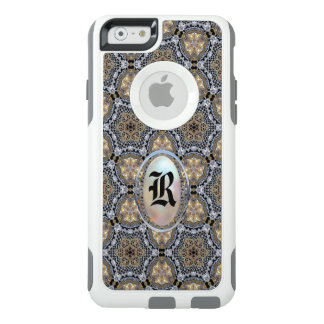 Grand Debonshire Pretty Girly Monogram OtterBox iPhone 6/6s Case