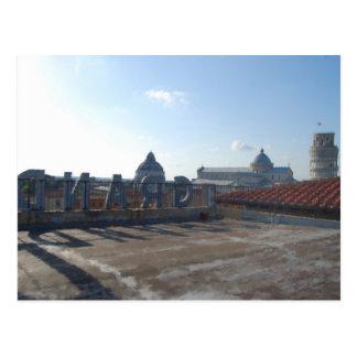 Grand Dumo Hotel Postcard