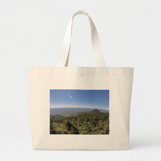 Grand father mountain large tote bag