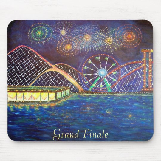 Grand Finale Mousepad