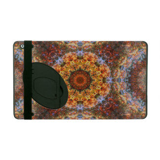 Grand Galactic Alignment Mandala Cases For iPad