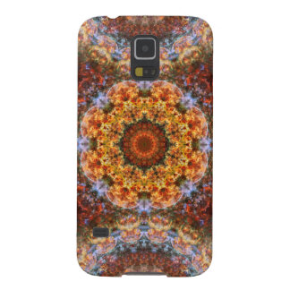 Grand Galactic Alignment Mandala Galaxy S5 Cases