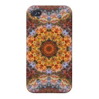 Grand Galactic Alignment Mandala iPhone 4/4S Cover