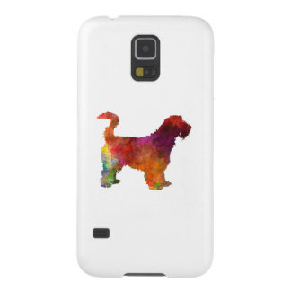 Grand Griffon Vendeen in watercolor Galaxy S5 Cases