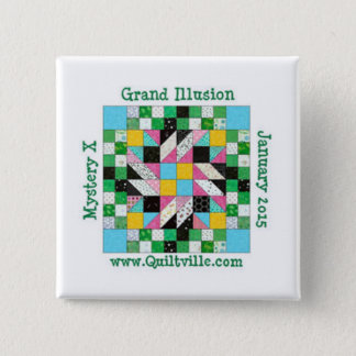 Grand illusion pin back button