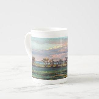 Grand Lake Meadows - bone china mug