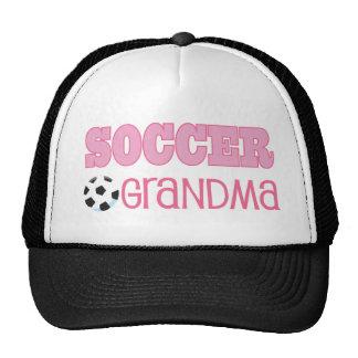 Grand-maman du football casquettes