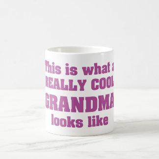 Grand-maman fraîche mug