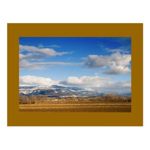 Grand Mesa Post Cards