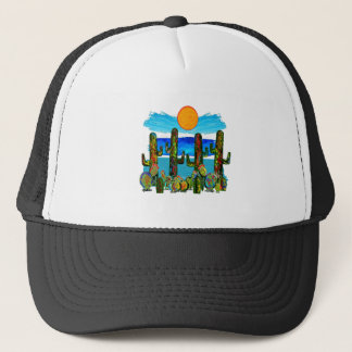 GRAND MOMENT TRUCKER HAT