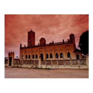 Grand Mosque in the town, Wa, upper west region, G Postcard