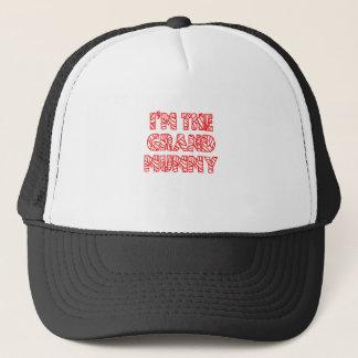 grand mummy trucker hat