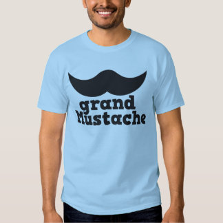 Grand Mustache T-shirt