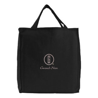 Grand-Nan s Canvas Bags