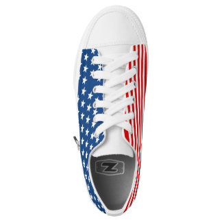 Grand Old Flag Low-Top Sneakers