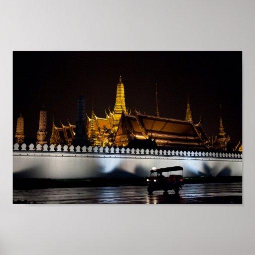 Grand Palace, Bangkok. Posters