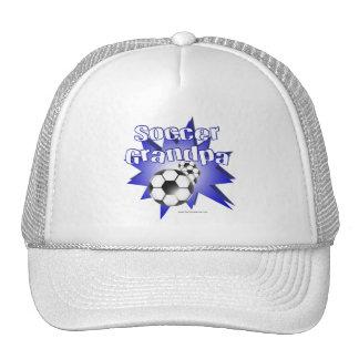 Grand-papa du football casquettes de camionneur