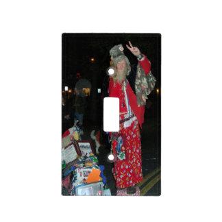 Grand-papa Woodstock Plaques Interrupteur De Lumière