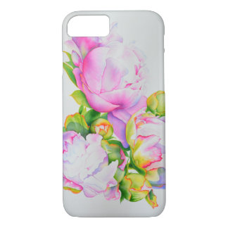 Grand Peony iPhone 8/7 Case