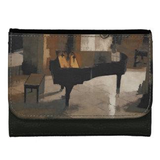Grand Piano Artwork Wallet