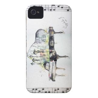 Grand piano Case-Mate iPhone 4 case