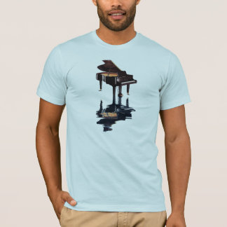 GRAND PIANO Music Lover T-Shirt