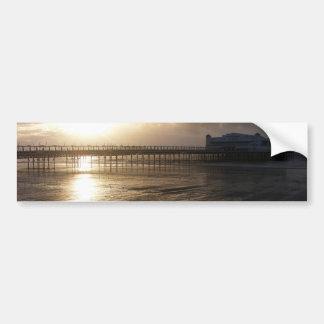 Grand Pier Weston Super Mare Bumper Sticker