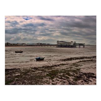Grand Pier, Weston-super-Mare Postcard
