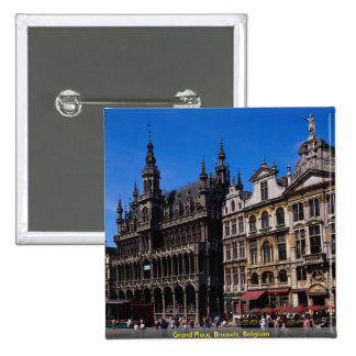 Grand Place, Brussels, Belgium Pins