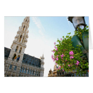 Grand-Place de Bruxelles Card