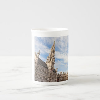 Grand Place in Brussels Tea Cup
