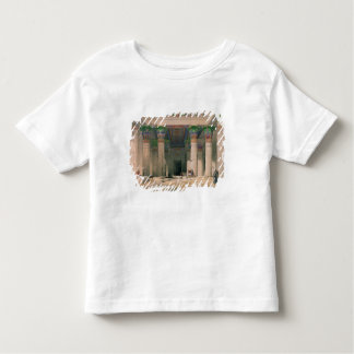 Grand Portico of the Temple of Philae, Nubia Toddler T-shirt