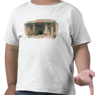 Grand Portico of the Temple of Philae, Nubia T-shirt