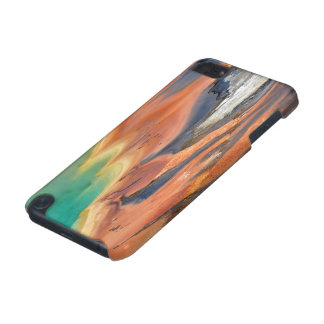 Grand Prismatic Spring Runoff iPod Touch (5th Generation) Cases