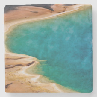 Grand Prismatic Symphony Stone Coaster