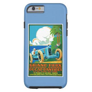 Grand Prix Du Cap d'Antibes Tough iPhone 6 Case