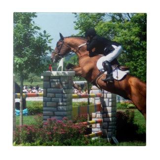 Grand Prix Horse Tile